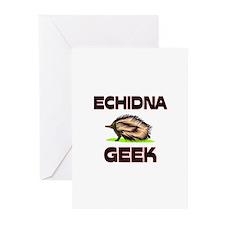 Egret Geek Greeting Cards (Pk of 10)