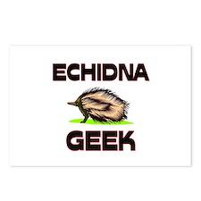 Echidna Geek Postcards (Package of 8)