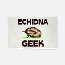 Echidna Geek Rectangle Magnet
