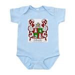 Sobrinho Family Crest Infant Creeper