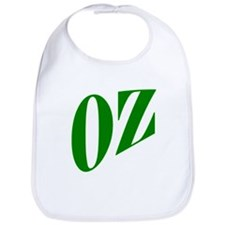 Emerald City of Oz Bib