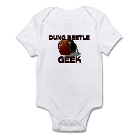 Dung Beetle Geek Infant Bodysuit