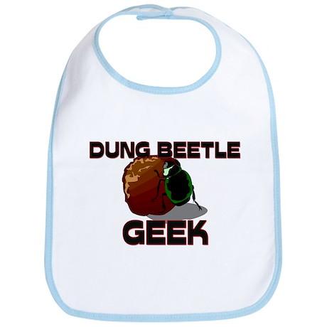 Dung Beetle Geek Bib