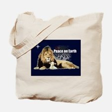 Peace on Earth for the Religi Tote Bag