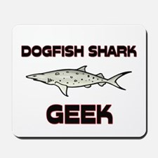 Dog Geek Mousepad