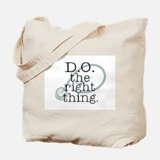 Cute Osteopathic Tote Bag