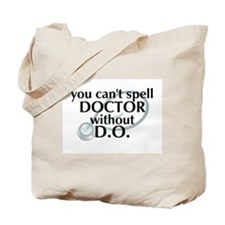 Cute Doctor Tote Bag