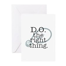 Funny Osteopath Greeting Cards (Pk of 10)