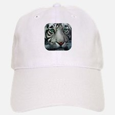 White Tiger Baseball Baseball Cap