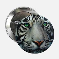 "White Tiger 2.25"" Button"