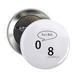 "Nice Belt - 2.25"" Button (100 pack)"
