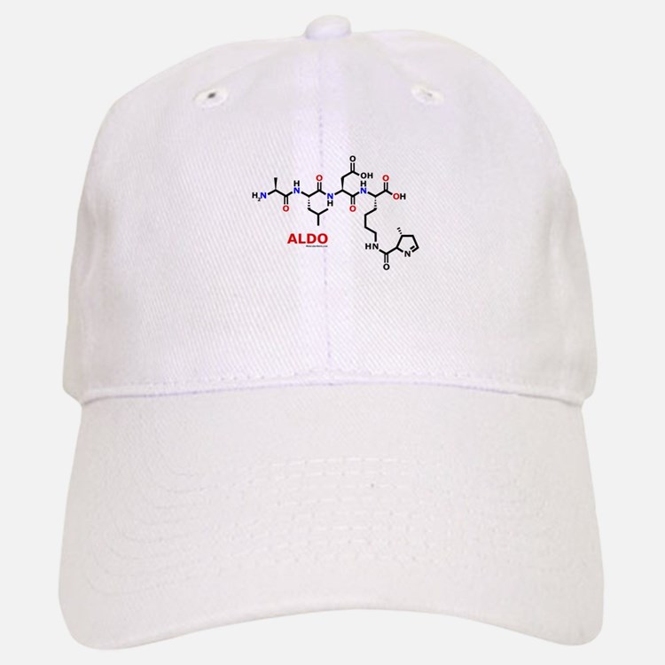 Aldo name molecule Baseball Baseball Cap