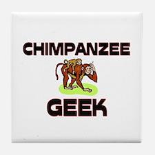 Chinchilla Geek Tile Coaster