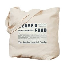 Neave's Food Tote Bag