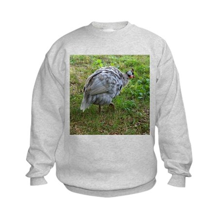 guineafowl Kids Sweatshirt
