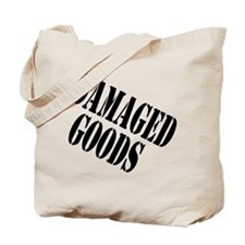 Damaged Goods Tote Bag