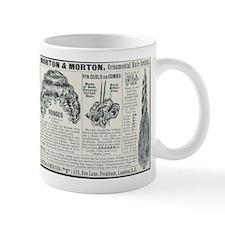 Morton hairpieces Mug