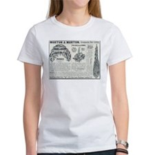 Morton hairpieces Tee