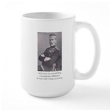 Man With Three Buttocks Mug