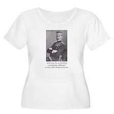 Man With Three Buttocks T-Shirt