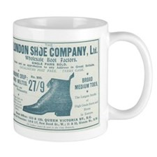 London Shoe co. Mug