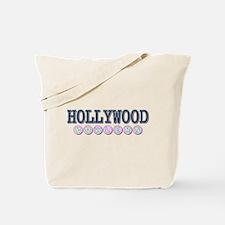 Hollywood Bowlers Tote Bag