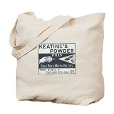Keating's Bug Powder Tote Bag