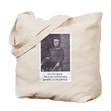 Genetic Co-incidence Tote Bag