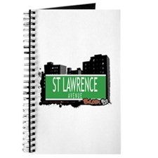 ST LAWRENCE AVENUE, BRONX, NYC Journal