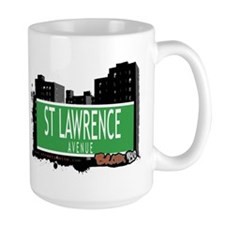 ST LAWRENCE AVENUE, BRONX, NYC Mug