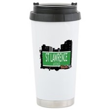 ST LAWRENCE AVENUE, BRONX, NYC Travel Mug