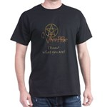 Twilight Know What You Are Dark T-Shirt