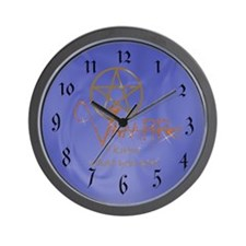 Twilight Know What You Are Wall Clock