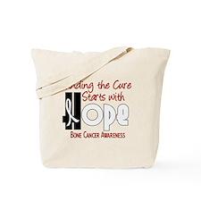 HOPE Bone Cancer 4 Tote Bag