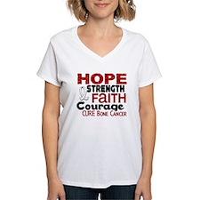 HOPE Bone Cancer 3 Shirt