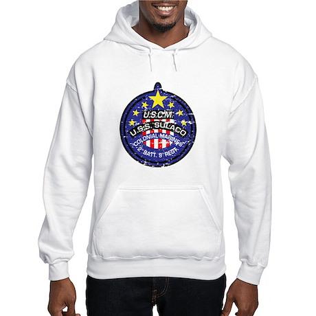 U.S.S. Sulaco Hooded Sweatshirt