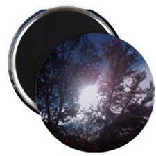 "Autumn Sky 2.25"" Magnet (100 pack)"