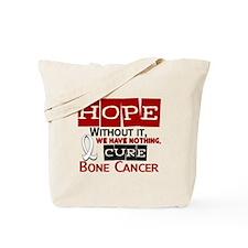 HOPE Bone Cancer 2 Tote Bag