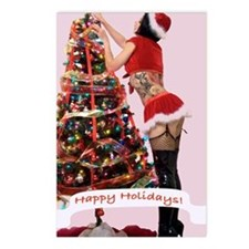 Holidays Postcards (Package of 8)