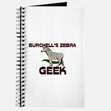 Burchell's Zebra Geek Journal