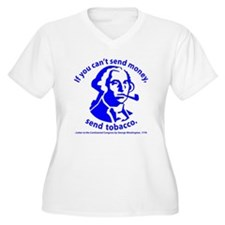 Washington's Pipe T-Shirt