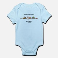 Infant Bodysuit opt to adopt
