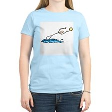 Stick figure Water Polo T-Shirt