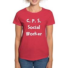 CPS Social Worker Tee