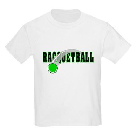 Racquetball Kids Light T-Shirt