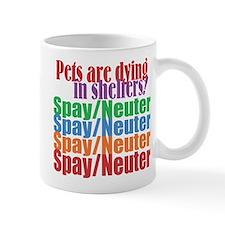 Unique Spay and neuter Mug