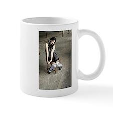 Sad-deddy Ann by Images in Li Mug