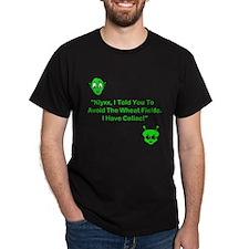 Klyxx, Avoid The Wheat! T-Shirt