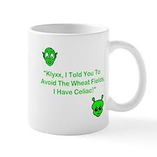 Klyxx, Avoid The Wheat! Mug