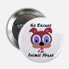 "No Excuse 2.25"" Button"